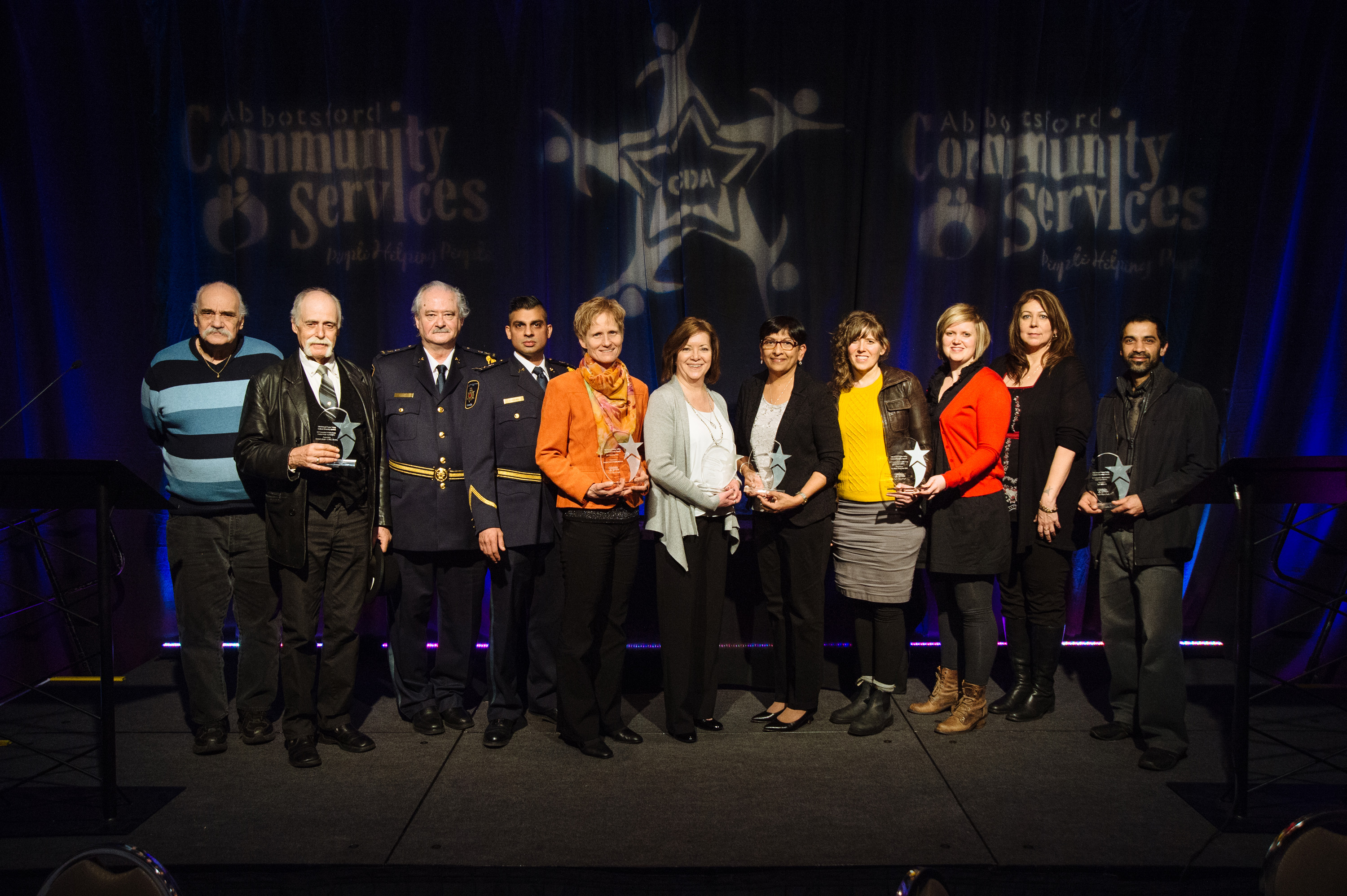 Fraser Valley Cultural Diversity Awards